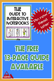 The Free 13-Page Guide to Interactive Notebooks