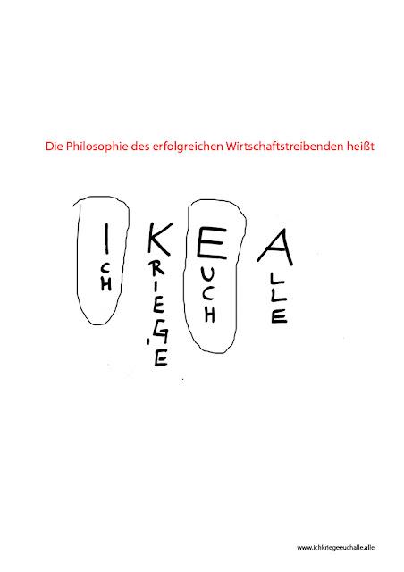 Dr. Kristian Stuhl 2012,  IKEA, Das Klo spült alles fort, A4