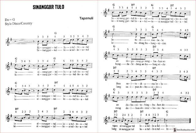 gambar-lirik-dan-not-angka-lagu-sinanggar-tulo-sumatera-utara