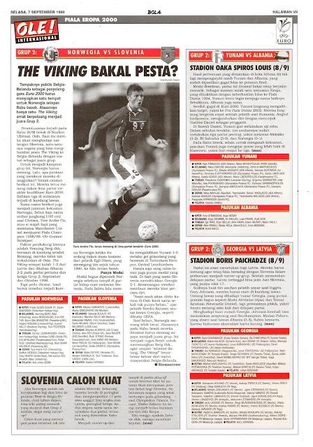 NORWEGIA VS SLOVENIA THE VIKING BAKAL PESTA