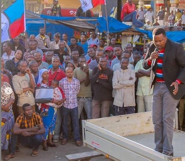 Lema amtaka Polepole agombee naye Arusha 2020