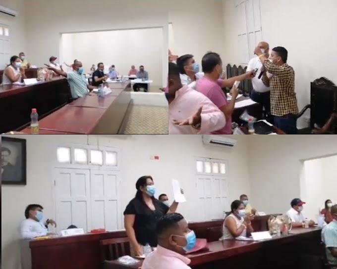 Elegido presidente del Concejo de Ciénaga, estuvo investigado por presuntos nexos con paramilitarismo