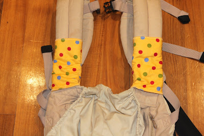 chew pads for baby carrier