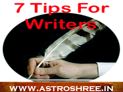 how to be a successful writer as per astrology