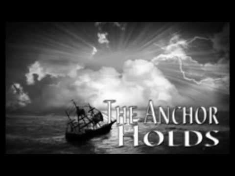 Song the anchor holds