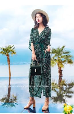 Shop váy maxi đi biển tại Hoàn Kiếm