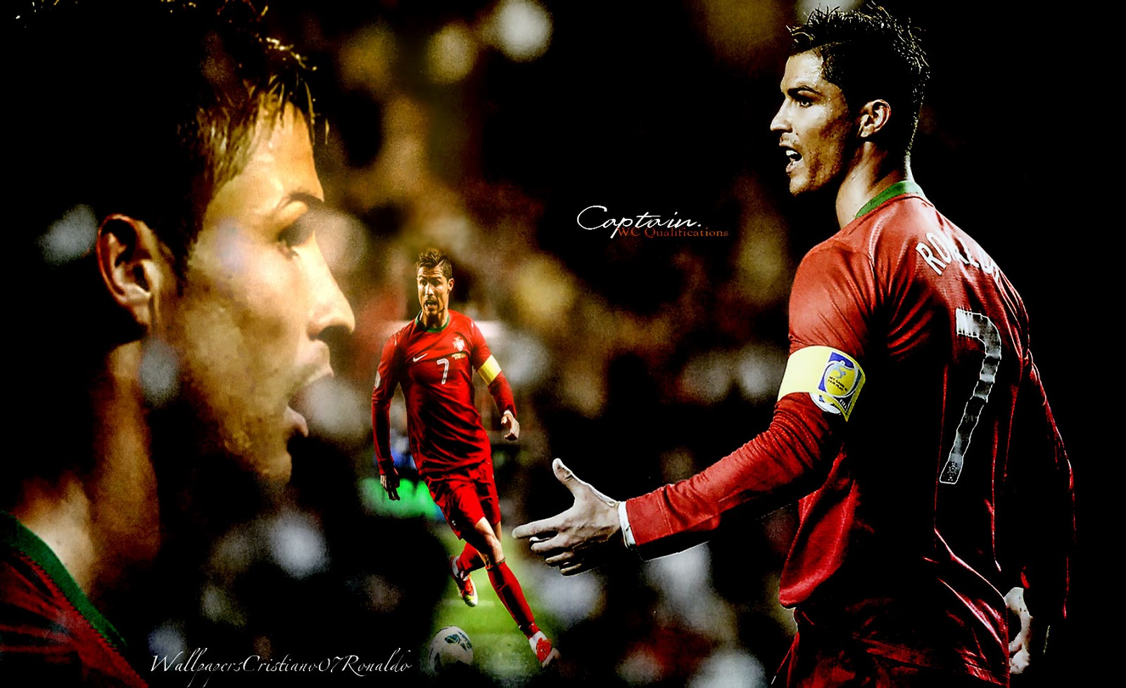 Cristiano ronaldo wallpapers captain cristiano ronaldo - C ronaldo wallpaper portugal ...