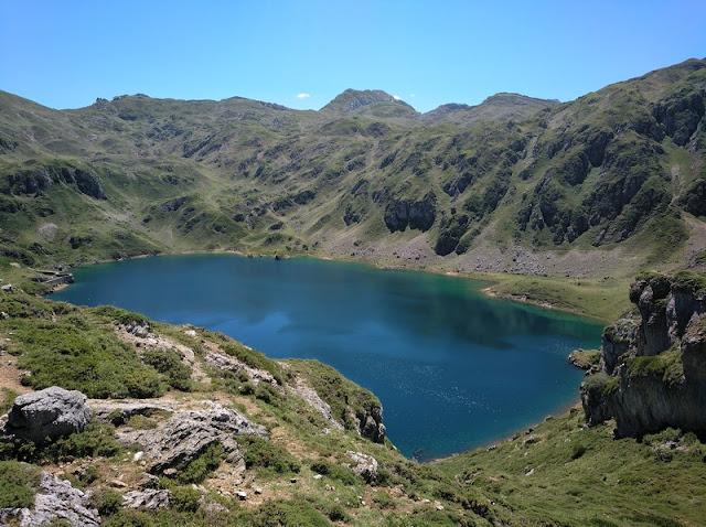 P.N. Somiedo - Lago Calabazosa o Lago Negro (España)