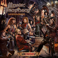 "Mystic Prophecy - ""Monuments Uncovered"" (album)"