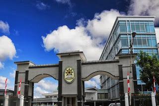 Gedung Kantor Kementerian Pendayagunaan Aparatur Negara dan Reformasi Birokrasi