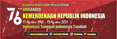 download banner peringatan HUT RI ke 76 2021 format CDR - kanalmu