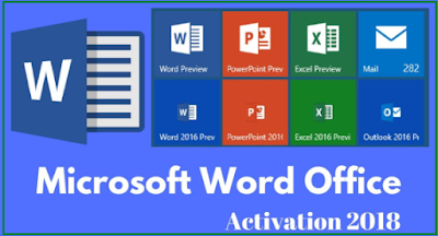 Free Download Microsoft Office 2018 Word PowerPoint & Excel