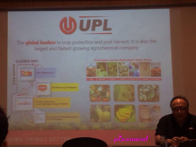 UPL is a leading global producer of crop protection and post harvest products, intermediates, specialty chemicals and other industrial chemicals. They offer insecticides, fungicides, herbicides, fumigants and rodenticides.