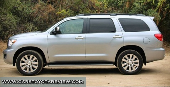 2018 toyota sequoia spy redesign cars toyota review. Black Bedroom Furniture Sets. Home Design Ideas