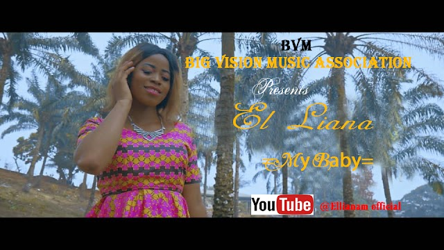 [Video] EL LIANA - MY BABY  (Prod. by CHARLY B & Dir, by BOT BENJAMIN ||DJ PIKOLO MIX PROMO BLOG 237.