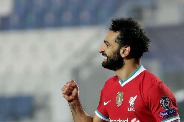 Liverpool striker Mohamed Salah positive for coronavirus