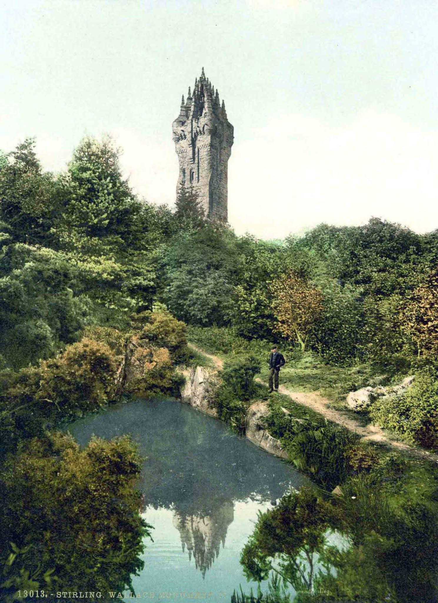 old color photographs Scotland