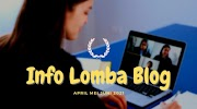 Info Lomba Blog April Mei Juni 2021