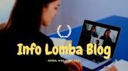 Info Lomba Blog April Mei Juni 2021