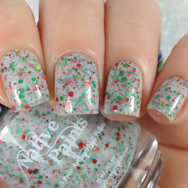 Native War Paints-Holiday Magic