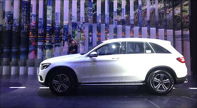 Mercedes GLC đạt mốc 8.000 xe tại thị trường Việt