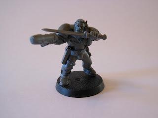 Shadow War: Armageddon Sergeant Michael