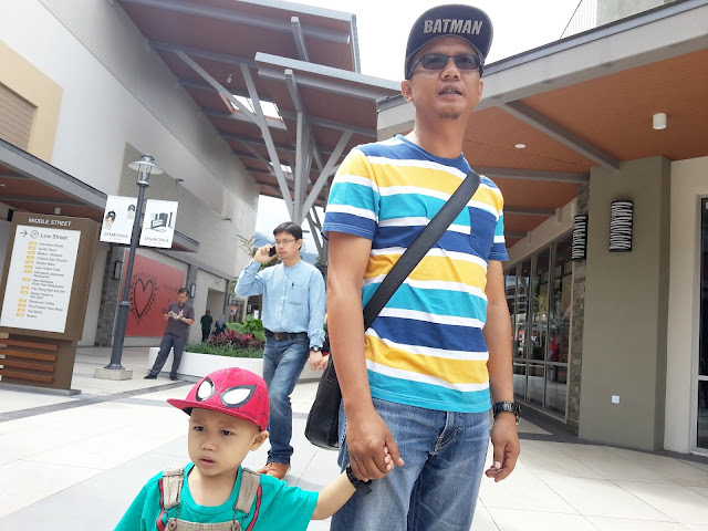 JALAN-JALAN HOLIDAY DI GENTING HIGHLANDS PREMIUM OUTLETS