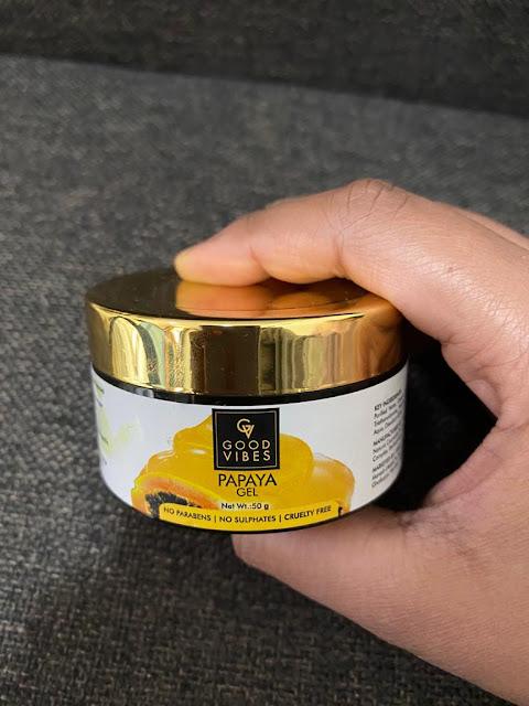 Good Vibes Papaya Gel