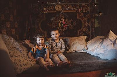Şi ei îl aşteaptă pe Moş Crăciun (sursa foto: Casa Share)