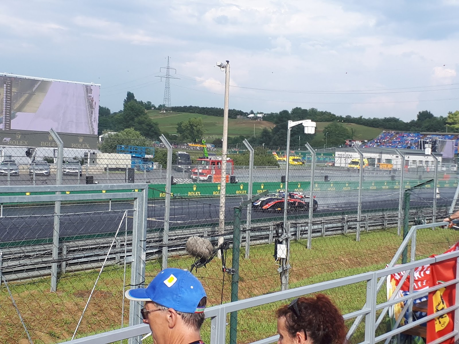Rishis Retrospective Imola 1994 20 Years On Thoughts Sport Ap Boot Moto3 Moto 3 Safety Untuk Biker Touring No 38 45 Heavy Rain Hit The Racetrack Saturday Afternoon Impacting F1 Qualifying And F2 Main Race Pictured Here
