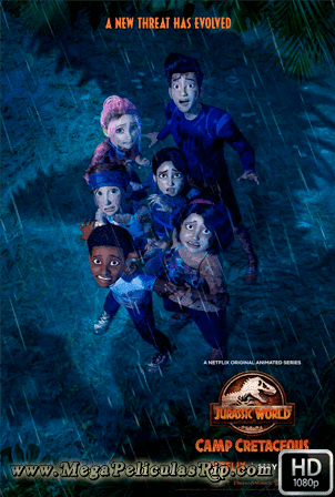 Jurassic World: Camp Cretaceous Temporada 3 [1080p] [Latino-Ingles] [MEGA]