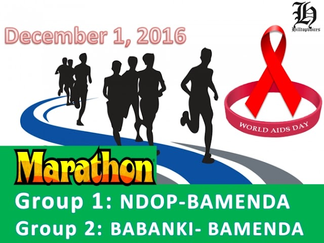 CBC Health Board To Organise a Marathon To Mark World AIDS Day 2016