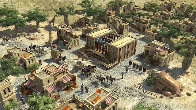 A.D. el juego de estrategia gratuito para Windows al estilo del Age Of Empires