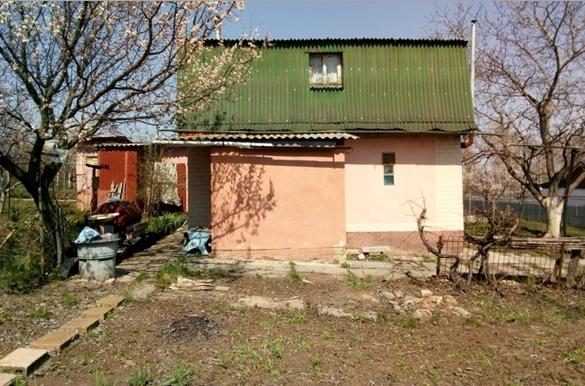 Строим домик на садовом участке