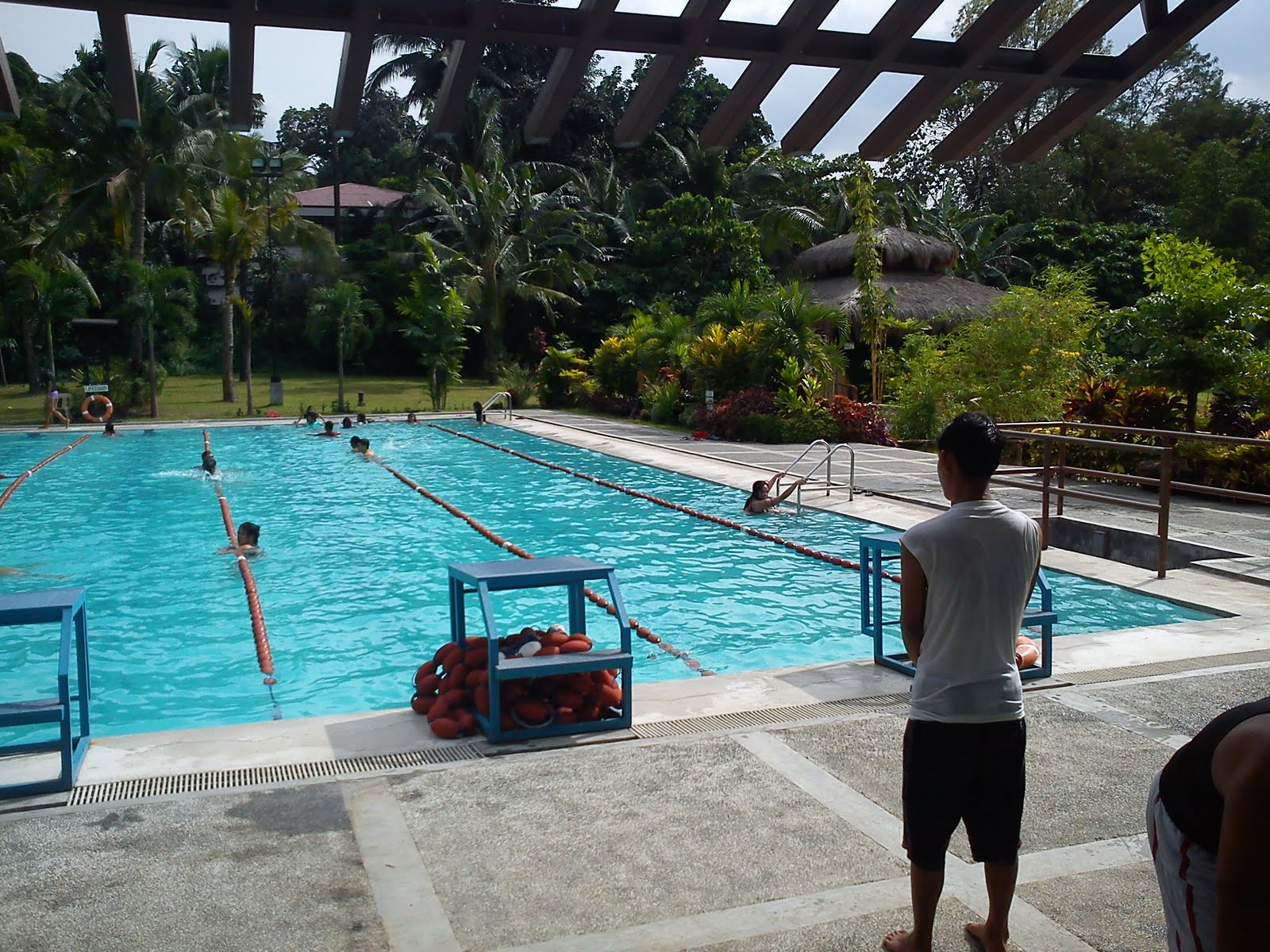 La mesa ecopark new swimming pool complex for Garden city swimming pool