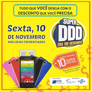 SUPER DDD O DIA DO DESCONTO.