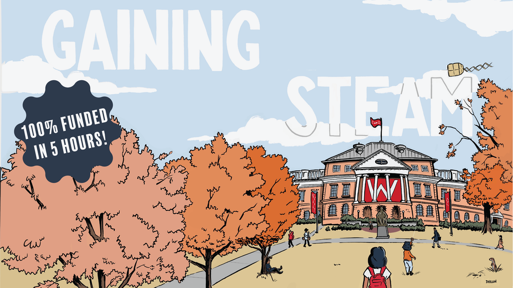 Gaining Steam preview