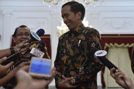 Presiden Jokowi Minta BUMN Jual Aset ke Swasta : Berita Terupdate Hari Ini