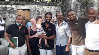 Moroni : Libération des deux Membres de Mabedja