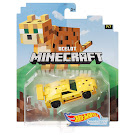 Minecraft Ocelot Hot Wheels Character Cars Figure