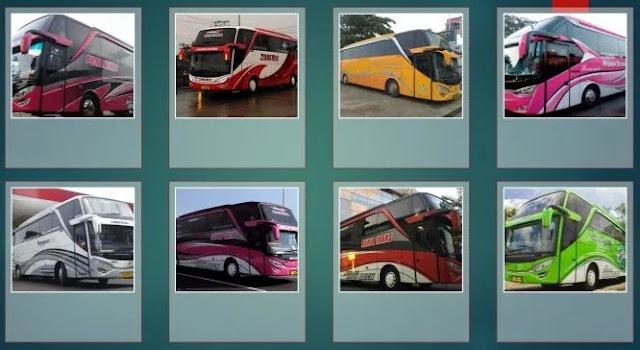 mitra po bus pariwisata semarang