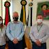 Gerente da agência Sicredi Bossoroca visita o prefeito Juca Dutra