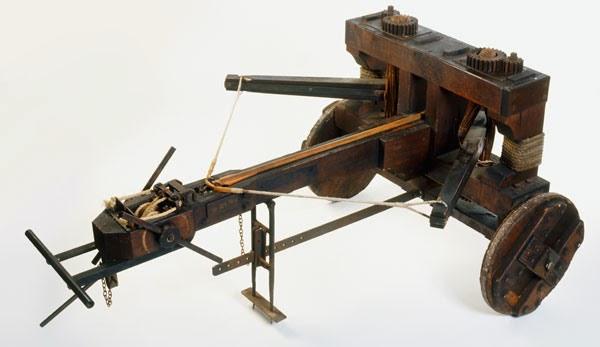 Senjata Perang Kuno Terlihat Paling Mematikan