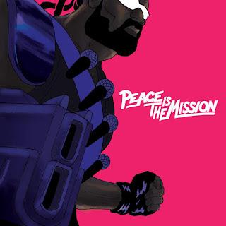 Major Lazer, Peace Is The Mission, album, dancehall