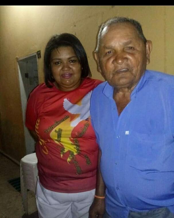 "PERDA: Elesbonense Manoel Domingos, pai da ""Manú"" morre vítima da COVID-19, aos 81 anos."