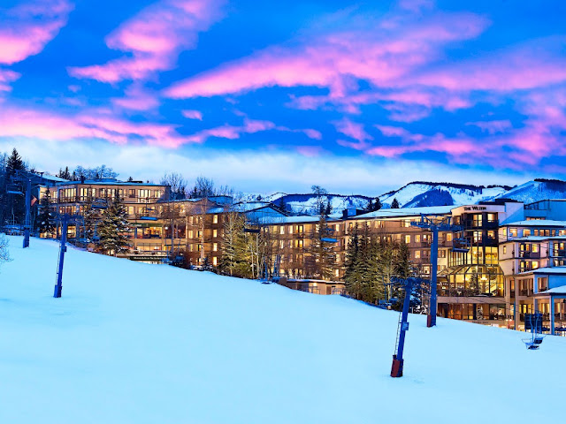 Reserve a room or suite at The Westin Snowmass Resort to enjoy a gorgeous mountain setting and premier skiing and other outdoor activities.