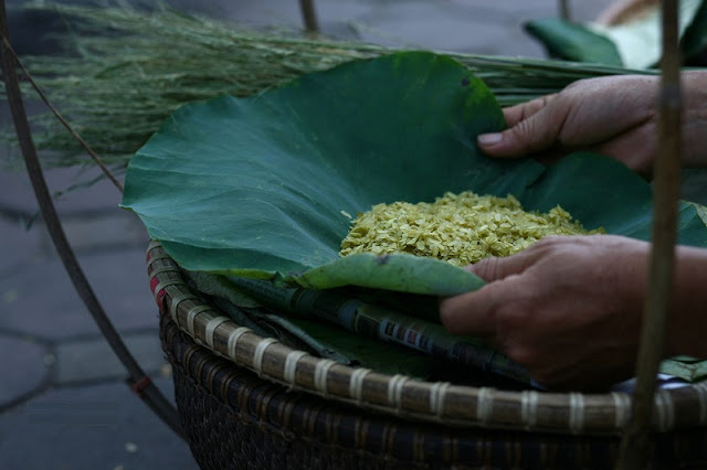 Cốm – Autumn's special gifts for Hanoian 1