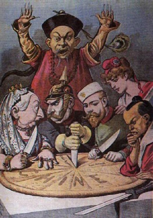 Las Guerras del Opio de ayer y hoy, presentan…