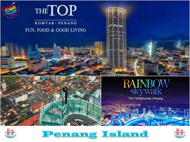 best tourist attractions in Penang, Malaysia