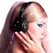 dengarkan musik